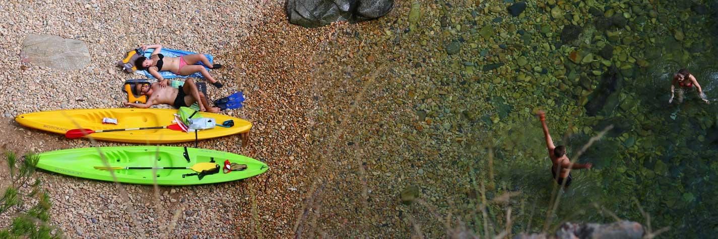 Cala dels Capellans – Palamós – verano 2014
