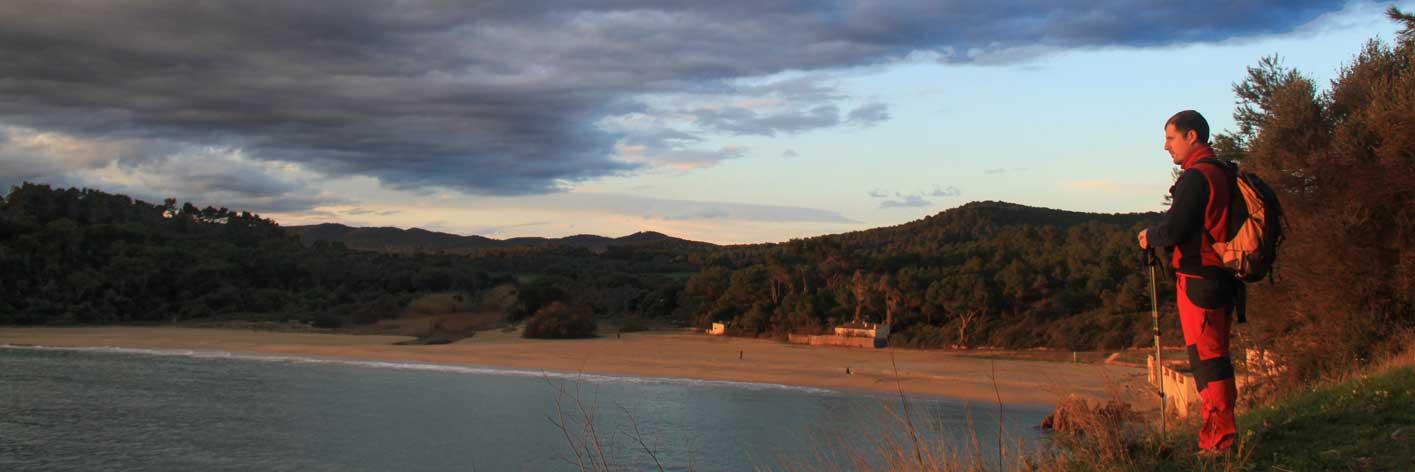 Platja de Castell – Palamós – hivern 2013/14