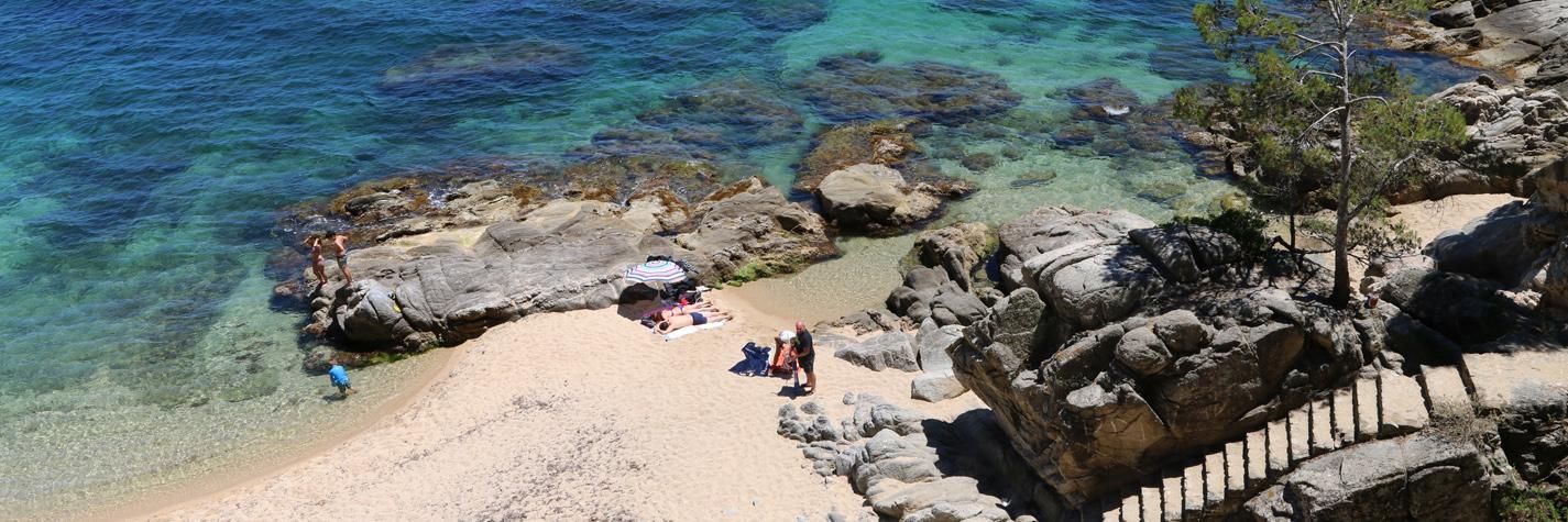 Belladona Beach - Platja d'Aro - Spring 2016